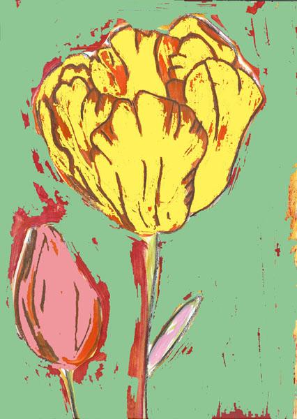 lily artiste peintre